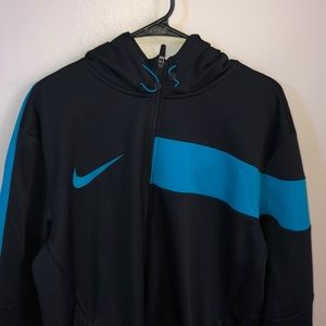 XL mens Nike full zip hoodie new without tags